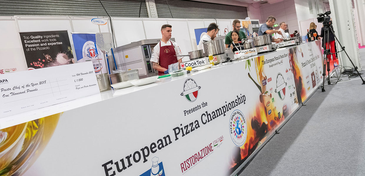 pizza pasta chef 2018 highlights